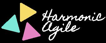 Harmonic Agile_Shapes_WhiteLogo_Transparent